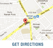 Direction to SEO PPC Training Center